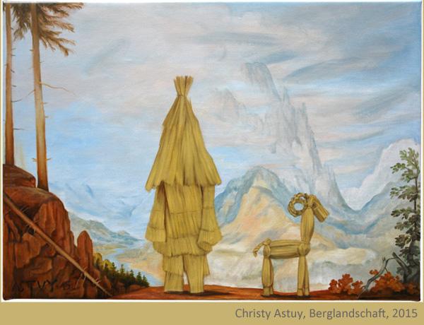 Berg und Tal in der zeitgenössischen Kunst