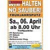 Stopp Littering - Frühjahrsputz in Reichenau!