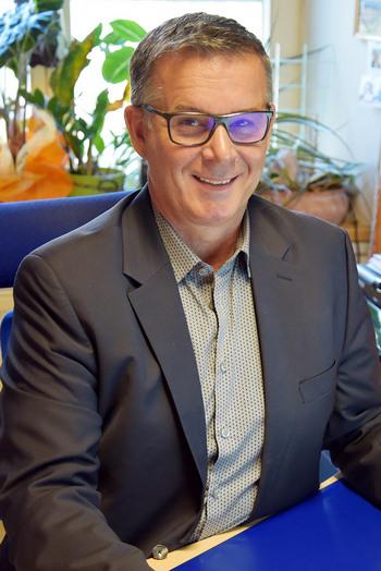 Amtsleiter Richard Tauchner