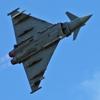 Überschall-Trainingsflüge der Eurofighter