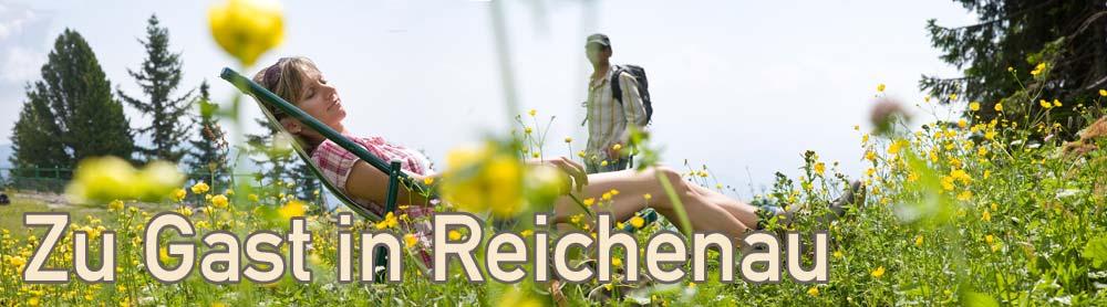 Zu Gast in Reichenau