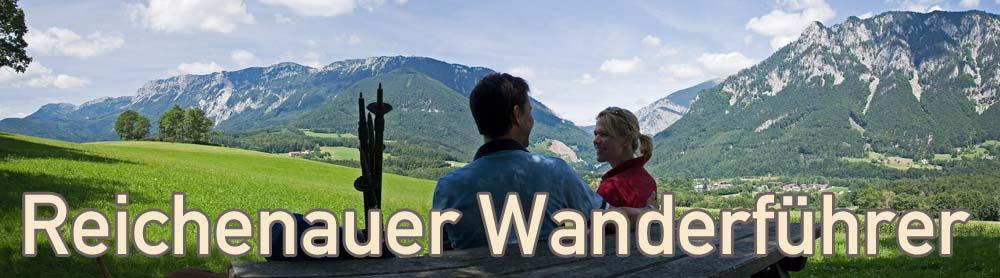 Wandern und Bergsteigen in Reichenau