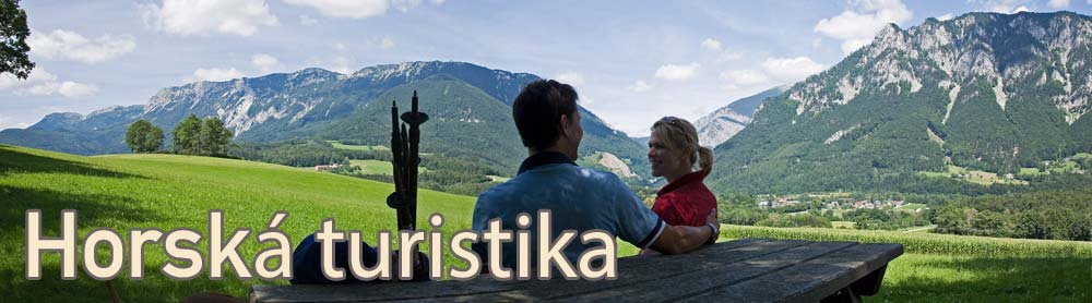 Horská turistika, opens in new window