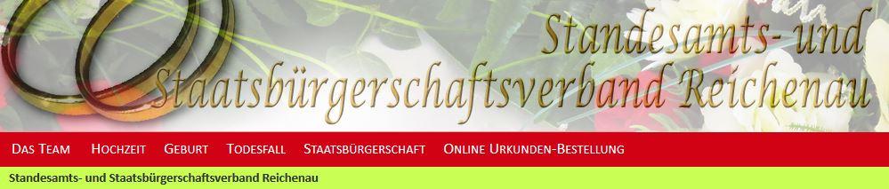 Zur Website Standesamtsverband Reichenau an der Rax
