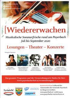 Foto zur Veranstaltung Wiedererwachen - Musikal. Sommerfrische rund um Payerbach