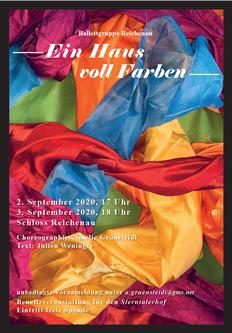 """Foto zur Veranstaltung Ballettaufführung """"Ein Haus voll Farben"""""""