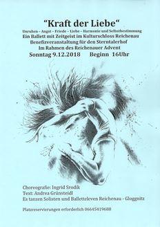 Foto zur Veranstaltung Schloss Advent Reichenau 2018 - Ballett