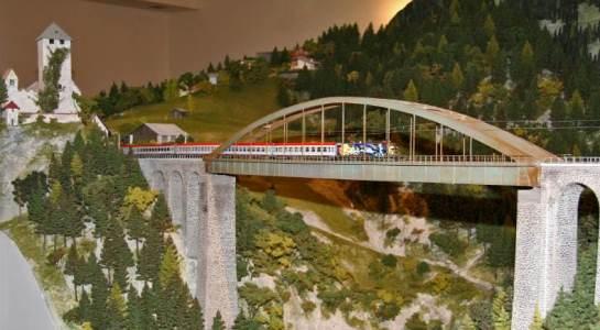 Foto zur Veranstaltung Die Modelleisenbahn-Anlagen sind wieder geöffnet!