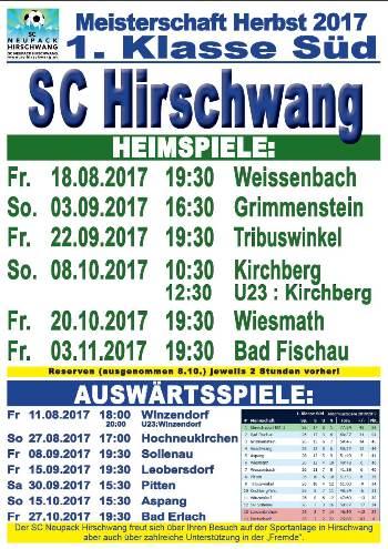 Foto zur Veranstaltung SC Neupack Hirschwang - Heimspiel gegen Kirchberg